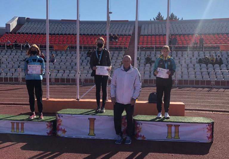 2021 ж. 17-19 қыркүйекте Қарағанды қ. 2004-2005 жылы туылған үлкен жастағы жасөспірімдер арасында жеңіл атлетикадан Қазақстан Республикасының чемпионаты өтті.