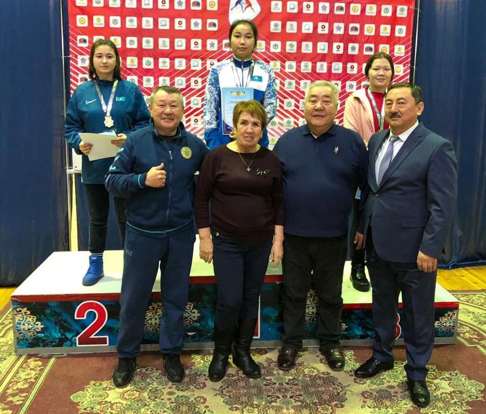 17-19 февраля 2020 г. в г. Караганде  прошел XXVI Республиканский турнир по женской борьбе