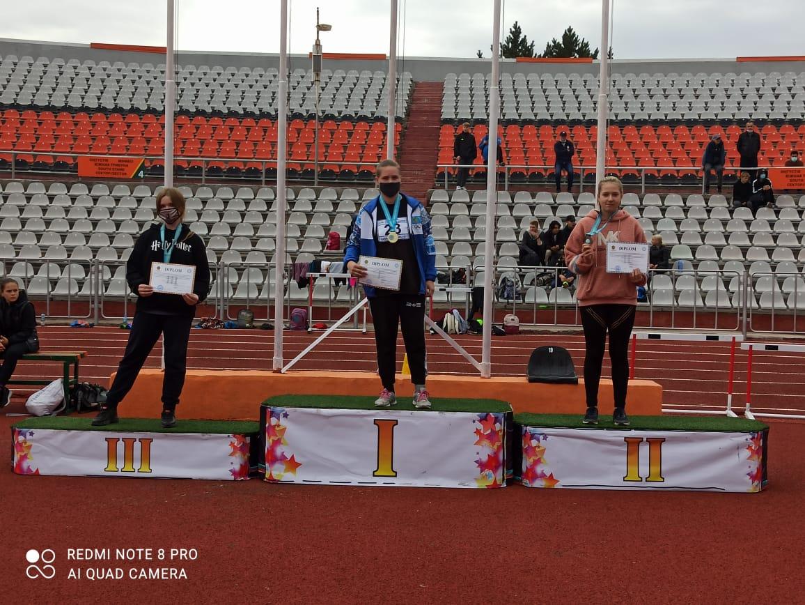 2021 ж. 17-19 қыркүйекте Қарағанды қаласында 2006-2007 жылы туылған кіші жастағы жасөспірімдер арасында жеңіл атлетикадан Қазақстан Республикасының чемпионаты өтті.