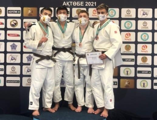 В г.Актобе с 18 по 21 февраля 2021 года прошел Чемпионат РК по борьбе дзюдо среди юношей и девочек 2004-2006 г.р.