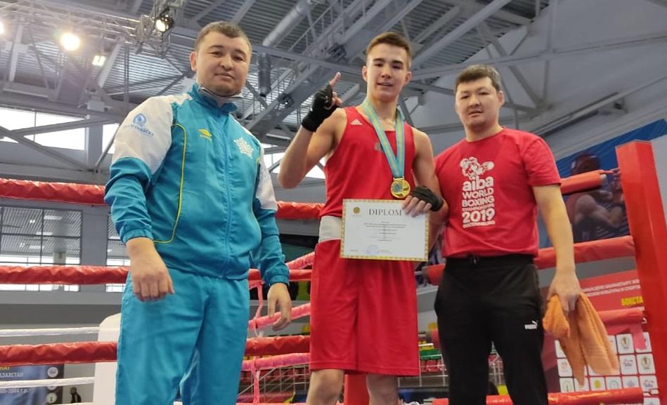 Сегодня в городе Актюбе завершился Чемпионат Республики Казахстан по боксу среди юношей 2005-2006 г.р.,